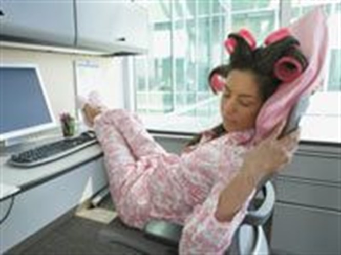 Bunları ofiste asla giymeyin!
